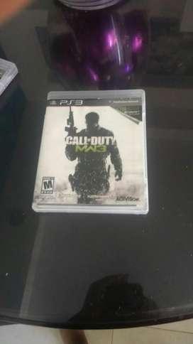 Call Of Duty Modern Warfare 3 Ps3 Play 3 Excelente Estado Vendo O Cambio