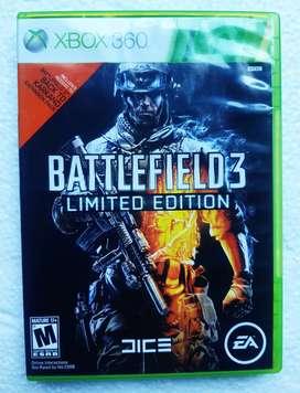 Battlefield 3 Xbox 360 (2dvds)