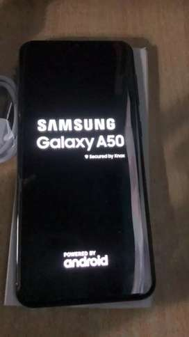 Sansung a50 nuevo sin uso