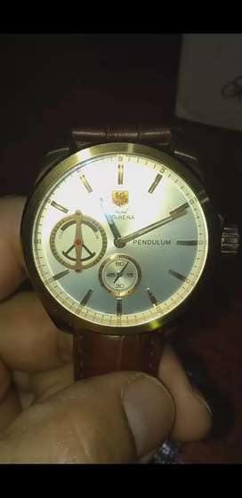 Reloj unica pieza