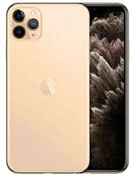 IPHONE 11 Pro max Dorado 64 Gb