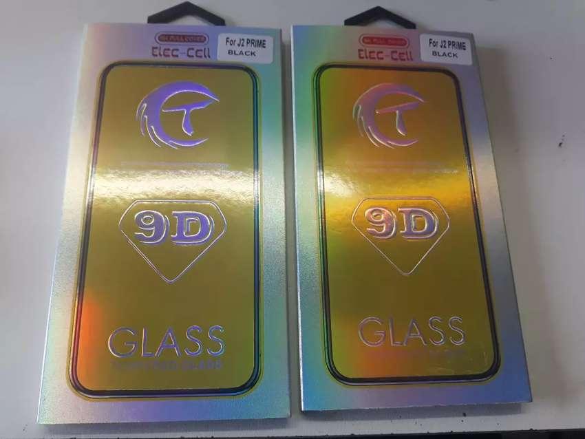Vidrio templado reforzado 9D 0