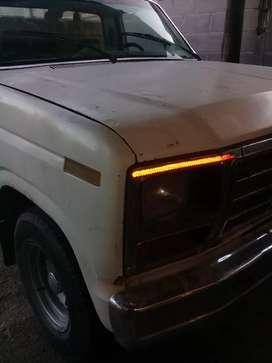 Ford 100 mod.84 c/GNC 170.000