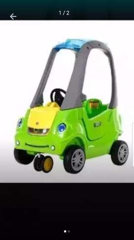 Auto buggy.