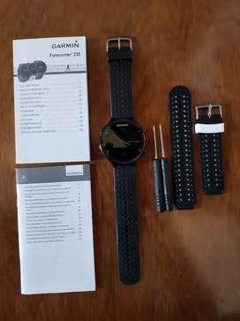 Vendo Reloj Garmin Forerunner 235 Impecable estado.