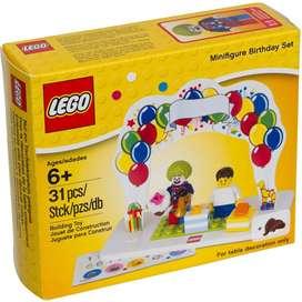 Lego: Minifigura Cumpleaños Set 850791