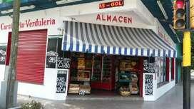 Vendo fondo de comercio verdulería carnicería mercado