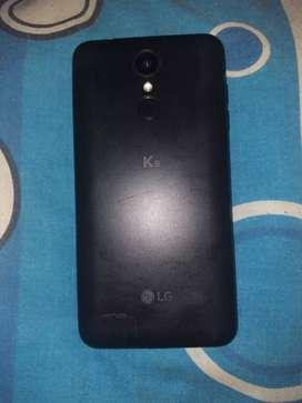 Vendo LG K9 en perfecto estado