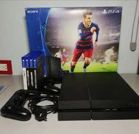 Vendo Playstation 4 IMPECABLE 500GB
