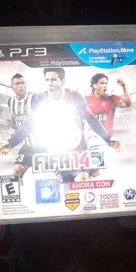FIFA 14 PS3 400 o permuto