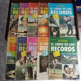 Récord guinness fascículos 1981 revistas