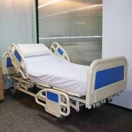 Cama hospitalaria electrica 740L + colchon antiescaras