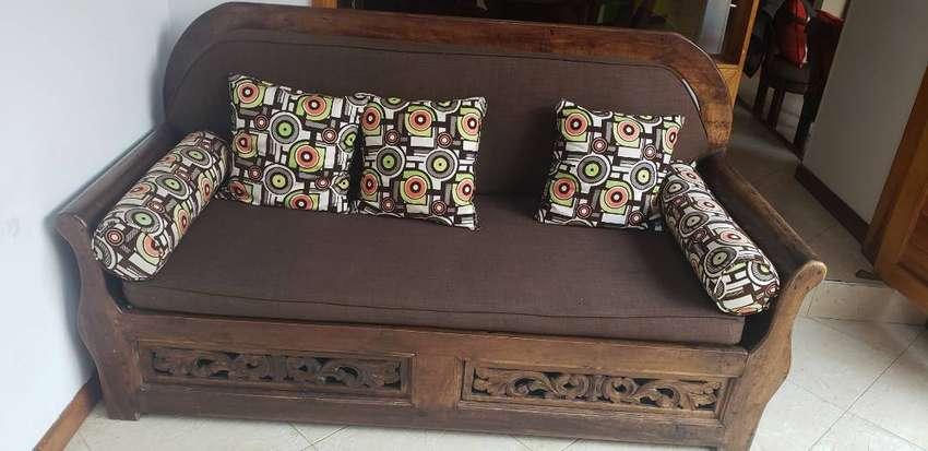 Ganga comedor y sofa cama 0