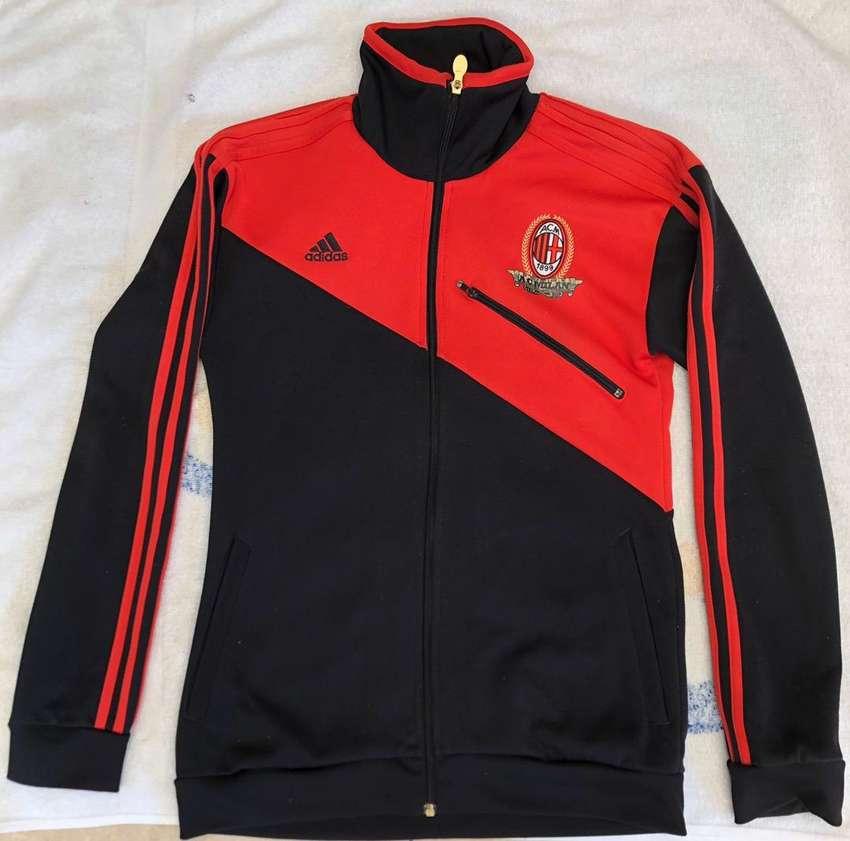 Chaqueta AC Milan Adidas Fútbol