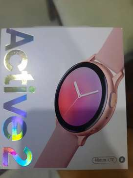 Vendo reloj galaxy active 2