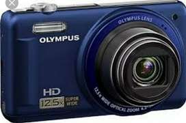 camara digital Olympus HD