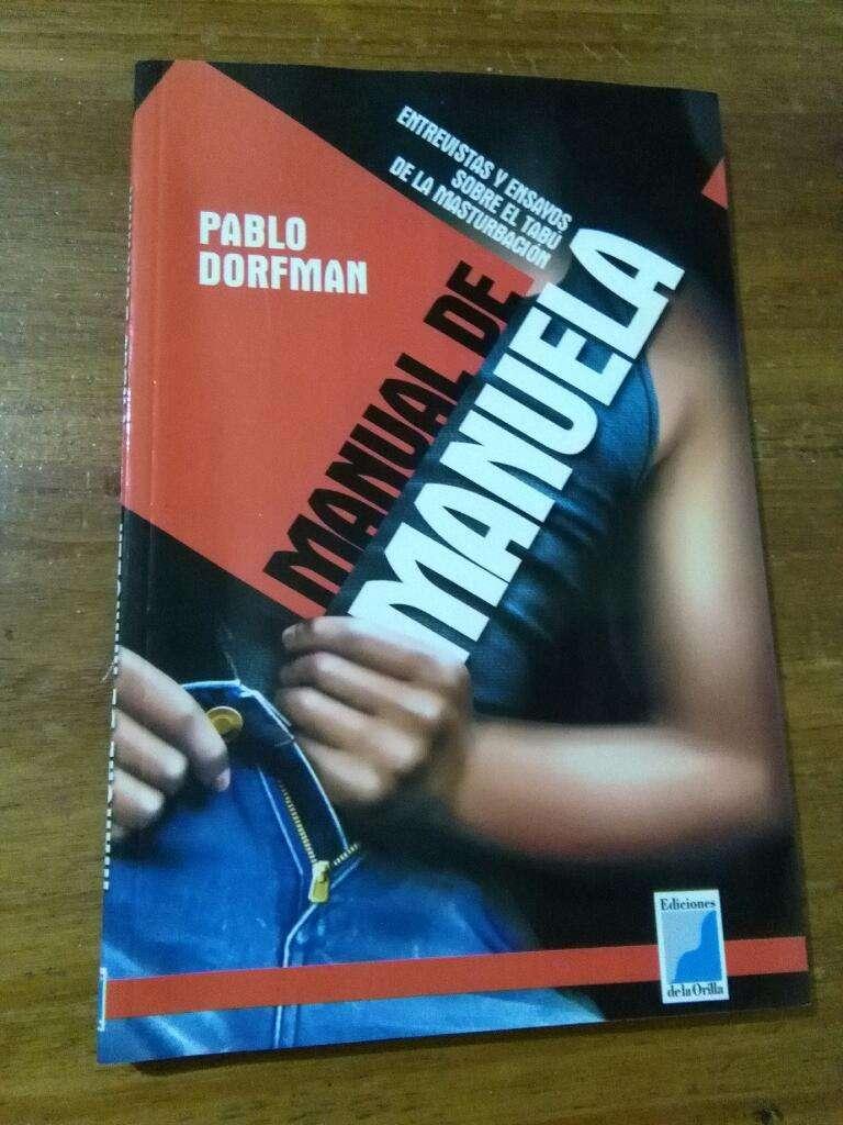 Manual de Manuela . Pablo Dorfman . libro 2006 0