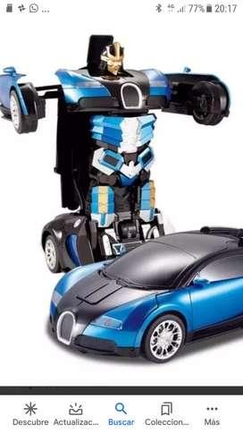 Auto / robot a control bugatti