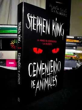 Cementerio de animales. Stephen King