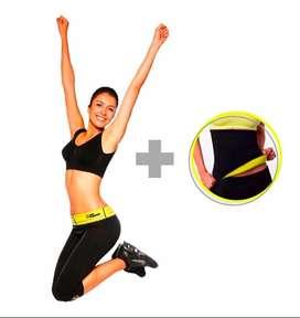 Hot Shaper + Hot Belt Original Tevecompras - Calza + Faja Reductora - Liquido Sotck