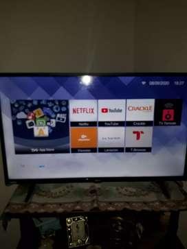 Smart tv 32 RCA wifi netflix YouTube NUEVA