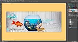 Edición de fotografía y video. Logotipos, revistas. Photoshop-Premier Pro-InDesign-After effects-Illustrator-Audition