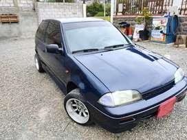 Suzuki forza 2 año 2004 1.3