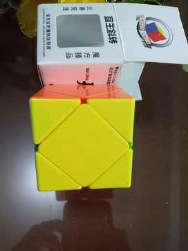 Cubo Rubik Skewb