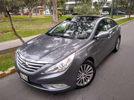Hyundai Sonata Gls 2013 Secuencial Full