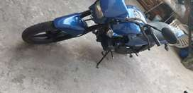 Se vende moto Nitrox 2013