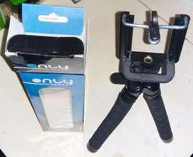 Trípode selfie flexible para celular, camara