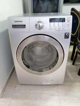 Lavadora samsung eco bubble - lavadora secadora