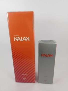 Perfumes Kaiak Clásico Natura para Dama 2x1