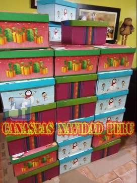Canastas Navideñas Corporativas inc igv Delivery Gratis