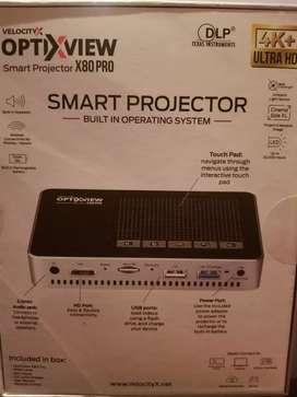 Proyector Inteligente OptiXView X8o Pro Hd