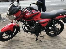 Discover 125 modelo 2012 solo matricula
