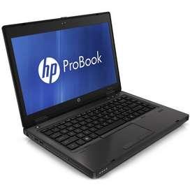 ¡Equipo corporativo en excelente estado! Hp ProBook 6470b