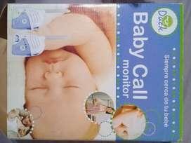 Baby Call como nuevo