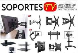 Ahorra espacio en tu hogar soport tv  domicilio  en todo el área metropolitana bases televisor tendederos de ropa