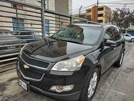 Chevrolet Traverse 2011 tres filas