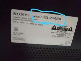Tv sony 55 'para repuesto