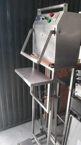 Venta Selladora de Pedal Vertical Acero