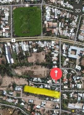 GRAN OPORTUNIDAD PARA EMPRENDIMIENTO INMOBILIARIO !!!  Predio excelentemente  ubicado a 150 m de la Plaza de Santa Lucia