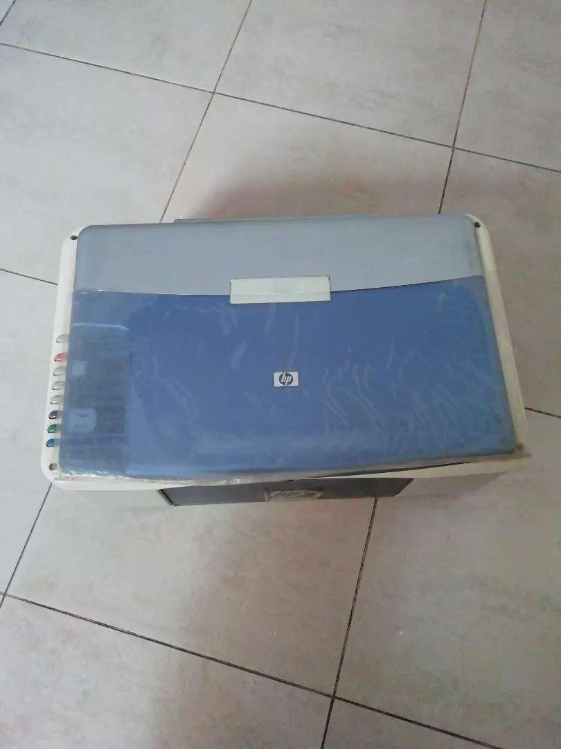 Impresora HP psc 1210 all in one