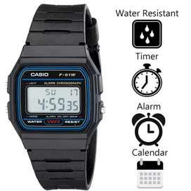 Reloj Casio Retro F91w