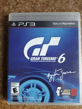 gran turismo 6 play 3 PlayStation 3