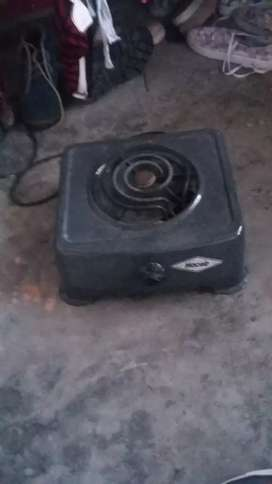 Estufa eléctrica barata