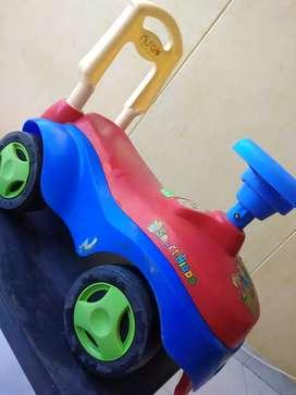 Vendo carro de niños