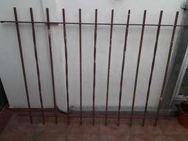 reja de hierro para ventana