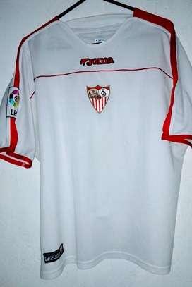 Camiseta Original Sevilla 2002  Marca joma